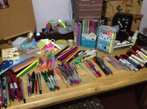 You can never have enough pens